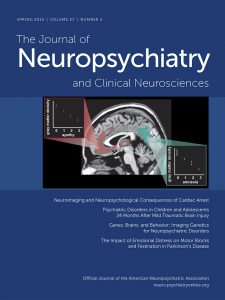 Image result for journal of neuropsychiatry and clinical neurosciences